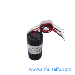 CBB60 motor run capacitors