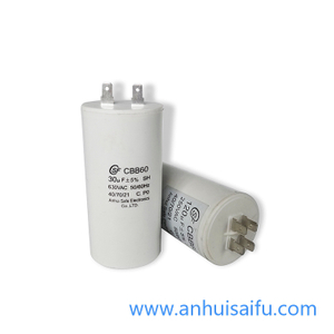 CBB60 motor run capacitors 30uf 35uf